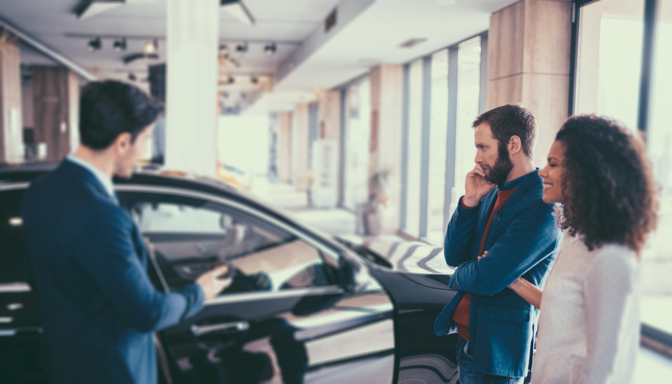 How To Get A Car Loan Nerdwallet