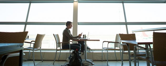 Airport Lounge Access: Compare Traditional, LoungeBuddy, Priority