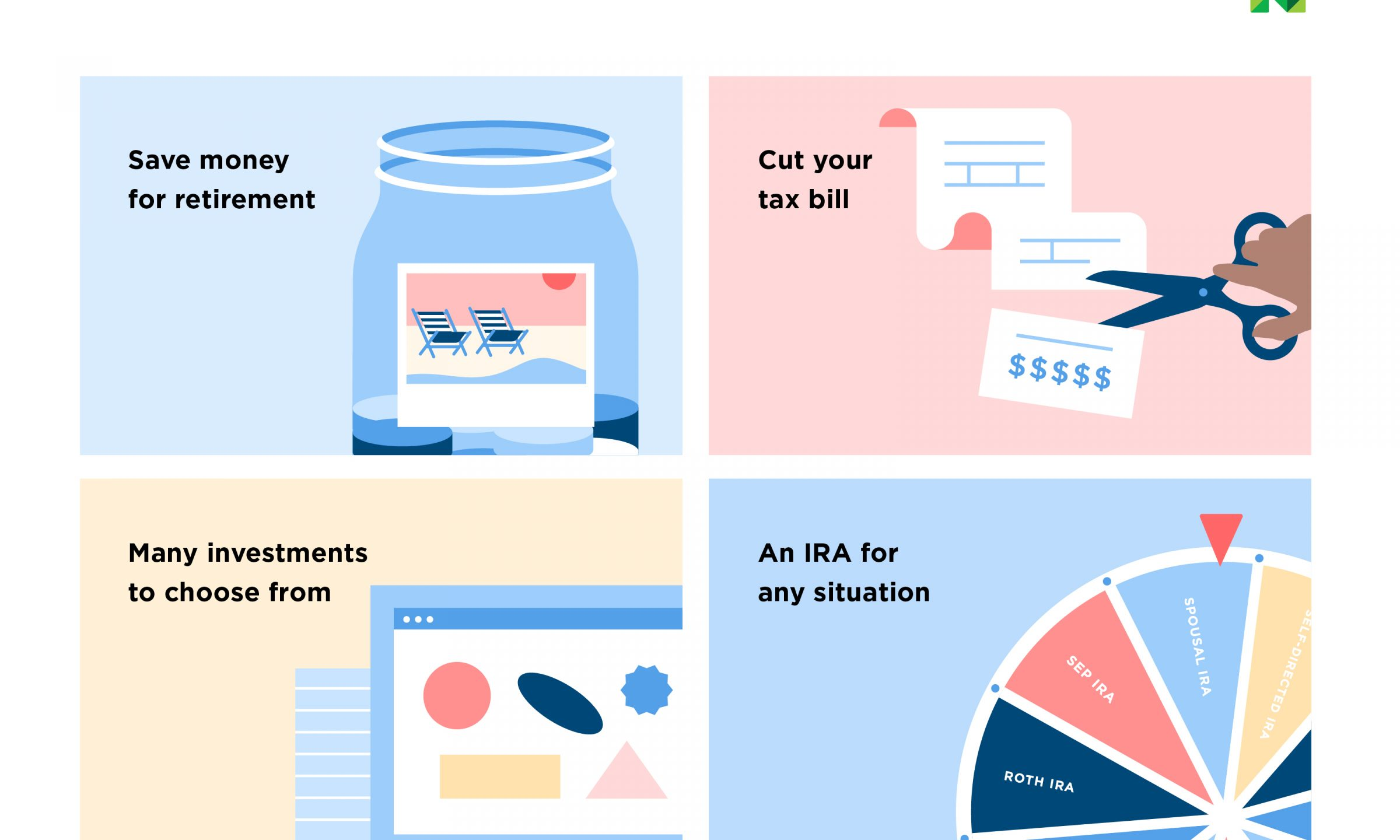 How and Where to Open an IRA - NerdWallet