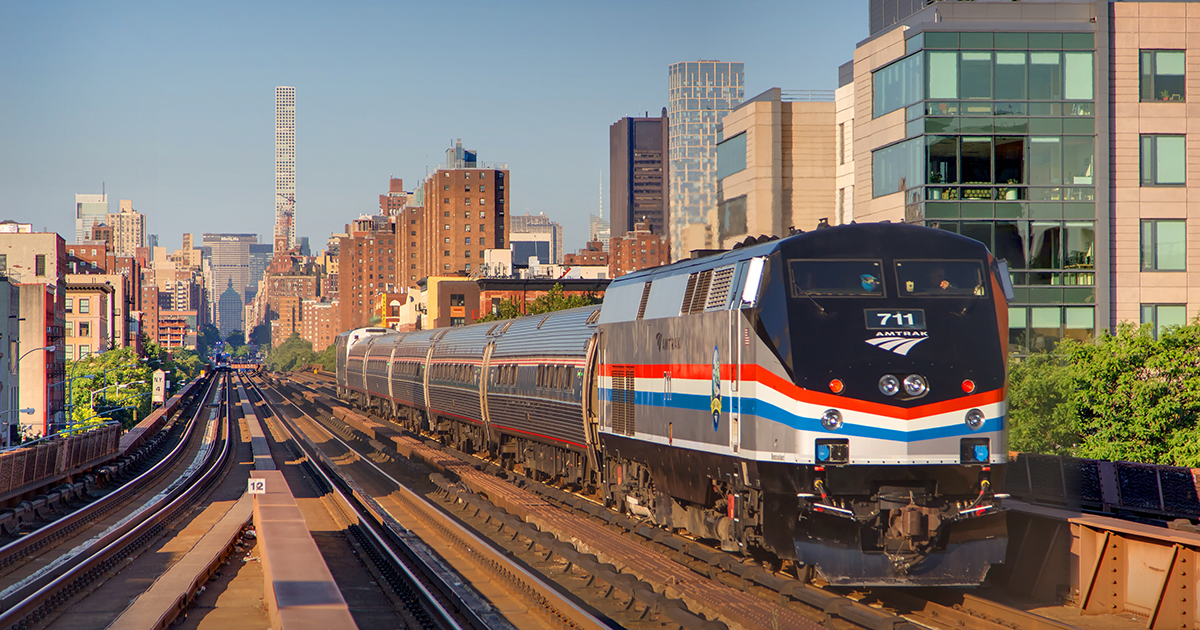 Travel Club Amtrak Guest Rewards The Complete Guide