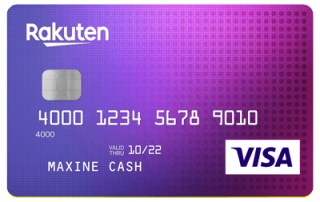 5 Things to Know About the Rakuten Cash Back Visa Card