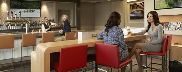 How to Access American Airlines Admirals Club Lounges