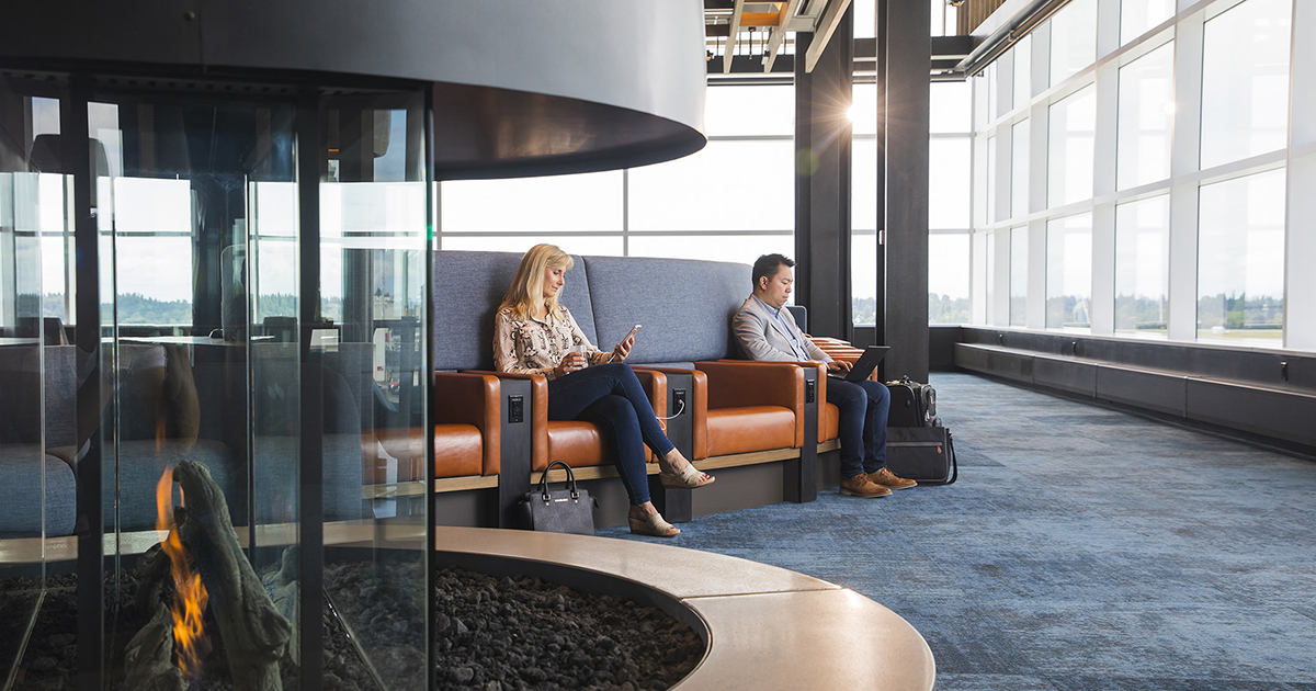 6 Things To Know About Alaska Airlines Lounges Nerdwallet