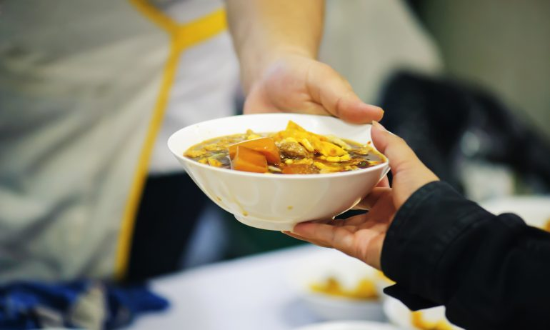 Hunger on Campus: Where College Students Can Get Help