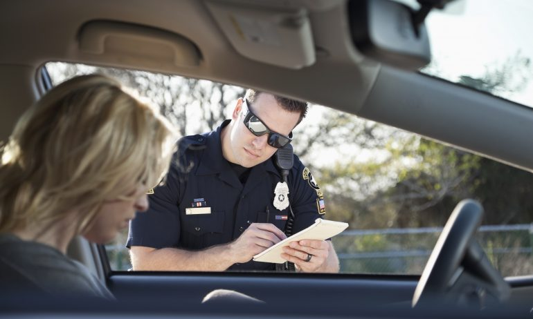 What to Do After You Get a Speeding Ticket