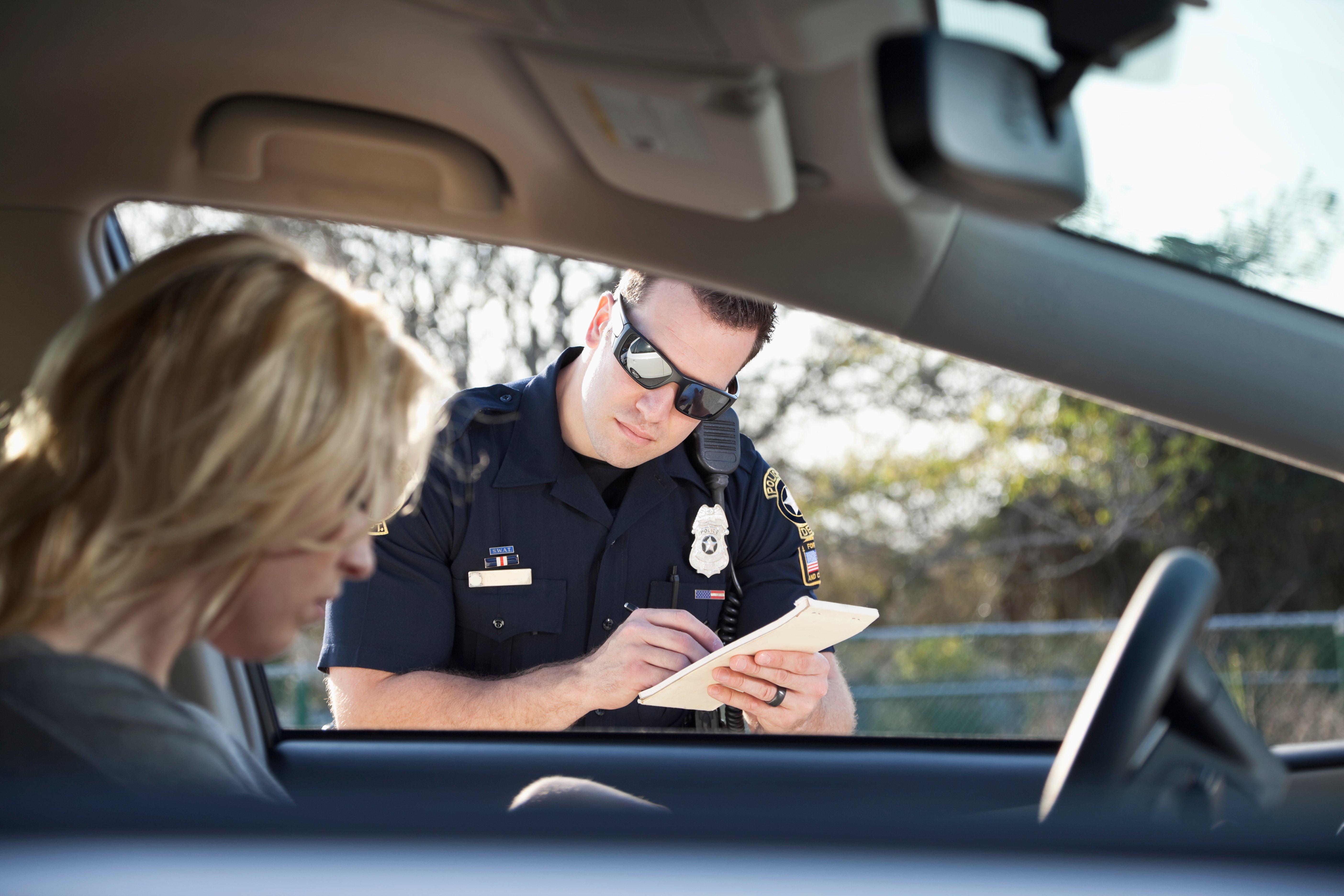 Fighting A Speeding Ticket >> What To Do After You Get A Speeding Ticket Nerdwallet