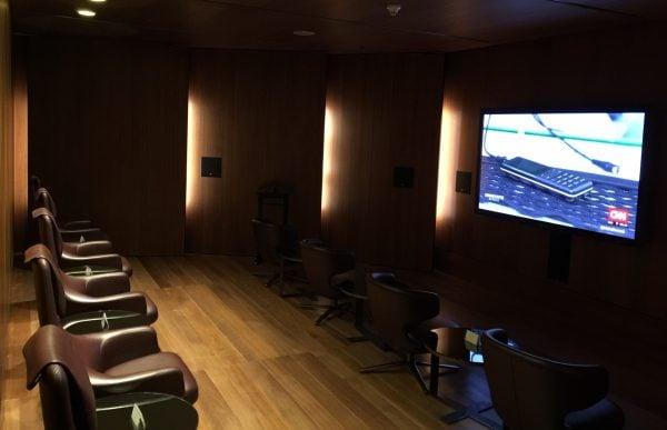 Qatar Airways First Class Lounge, Doha