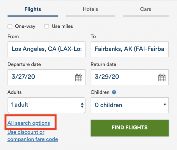 Alaska Airlines Launches Fun, Mostly Pointless Northern Lights Sale