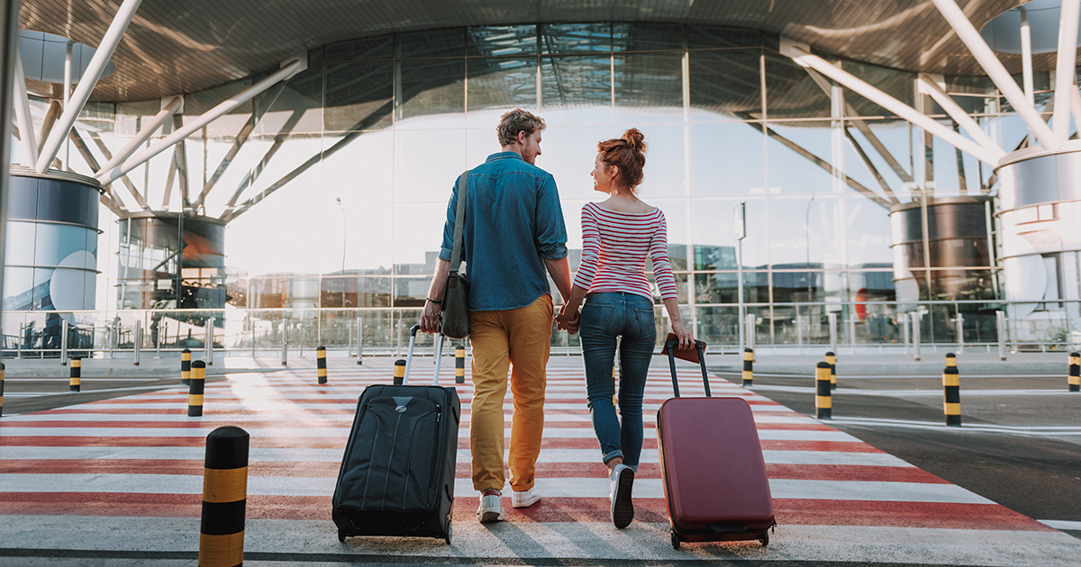 This Is the Ultimate Travel Tip for Couples