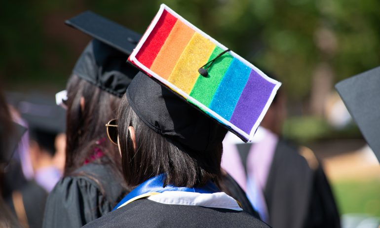Top Scholarships for LGBTQ Students