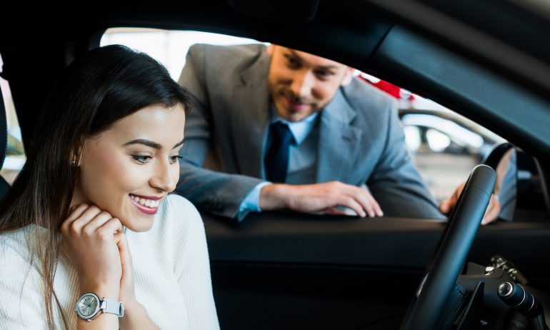 How to Spot a Good Car Salesperson — Or a Bad One
