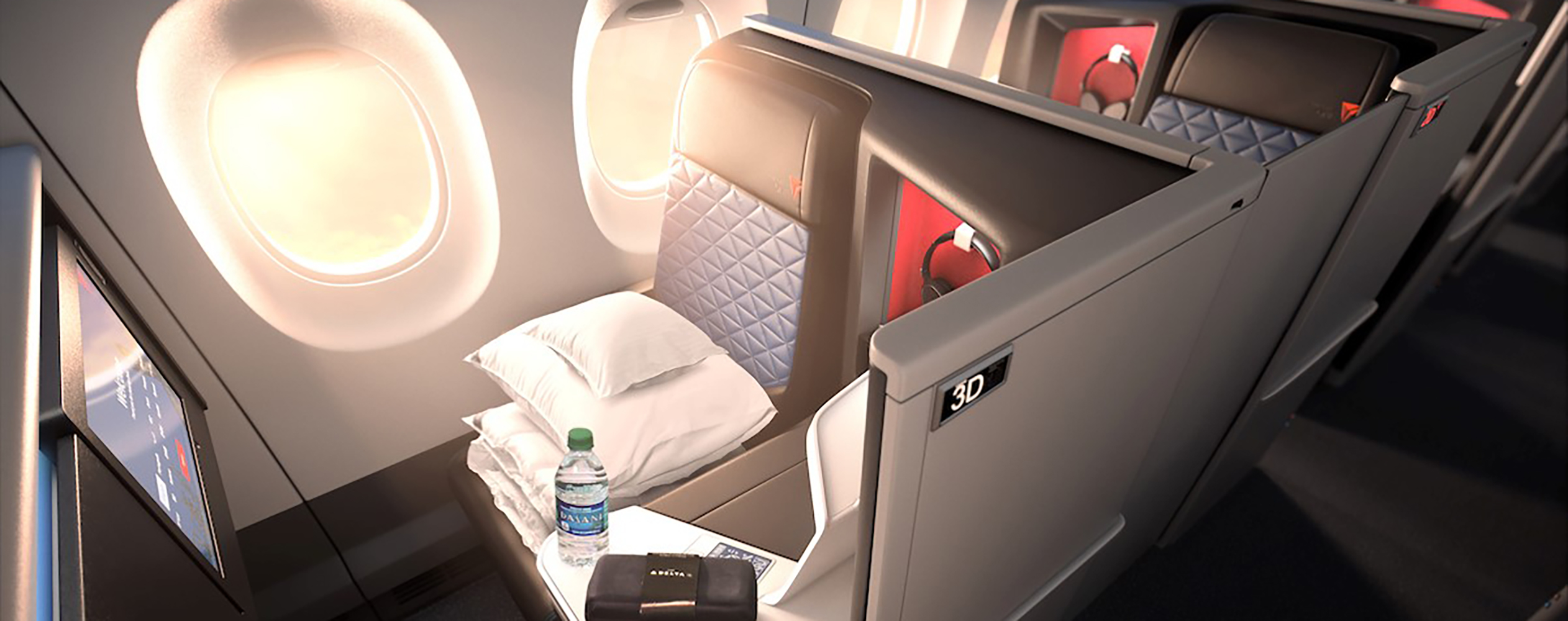 Guide To Delta First Class And Delta One Nerdwallet