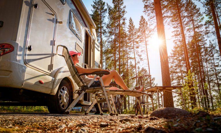 socially distant summer vacation ideas