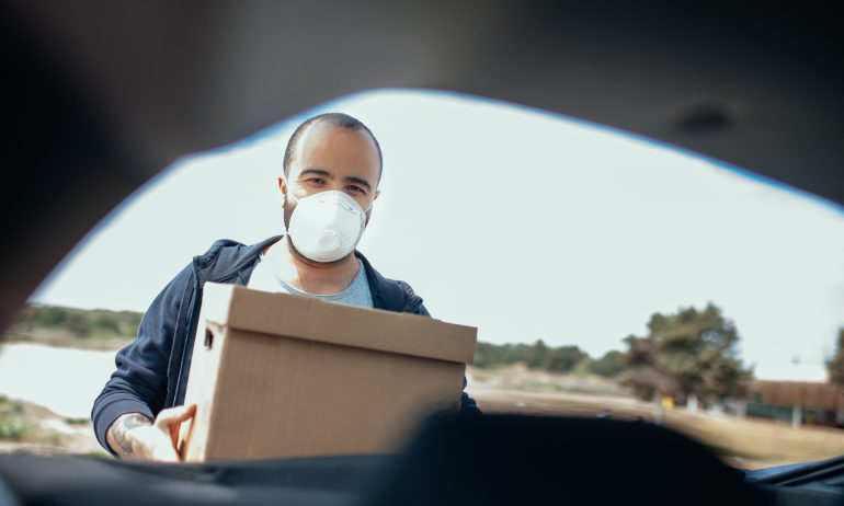 Moving safely during a pandemic