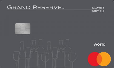 New Grand Reserve World Mastercard Rewards Wine Lovers