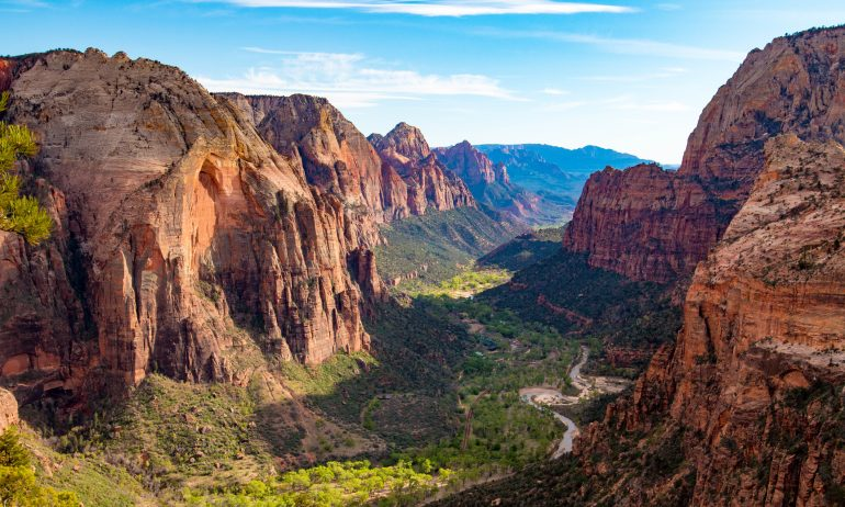 Popular National Parks on Points - Southwest