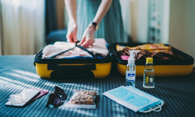 6 items to add to your packing list since COVID