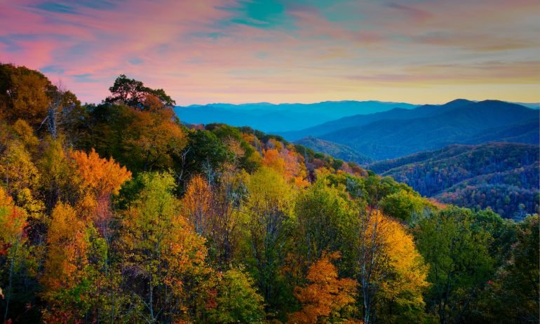 6 National Parks to Visit This Fall