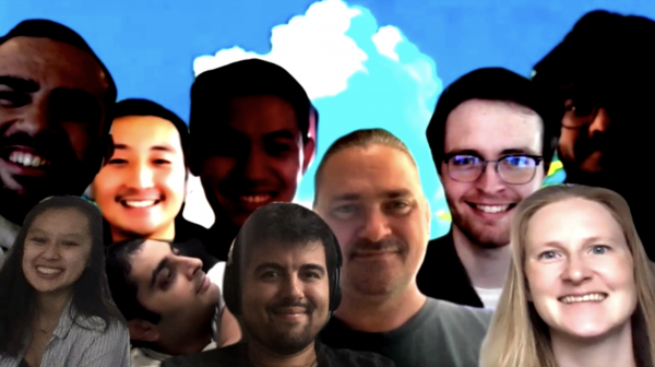 My Team Zoom Photo