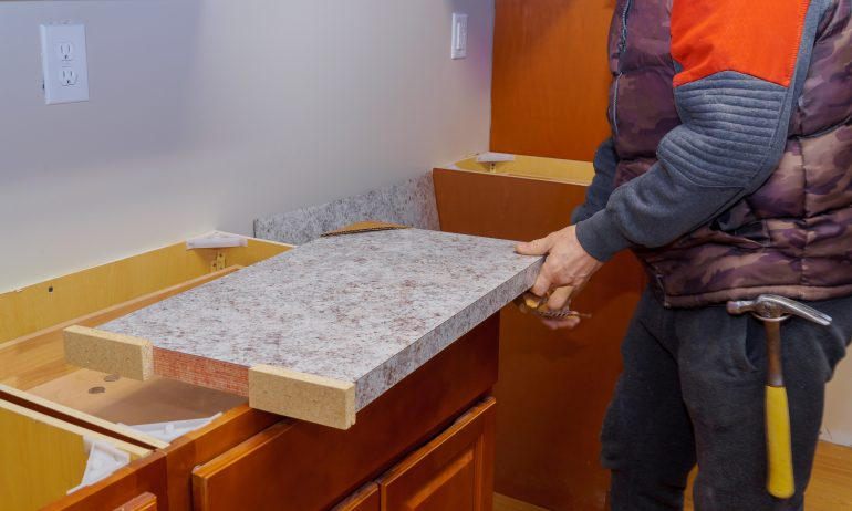 10 countertop materials to make your kitchen pop