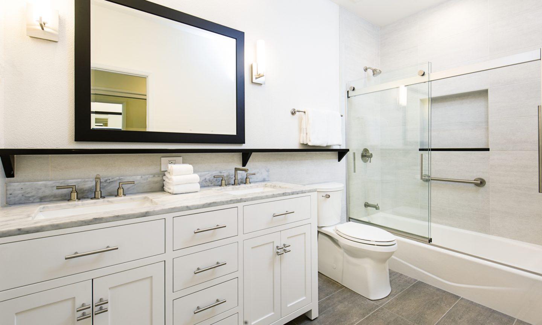 6 DIY Bathroom Upgrades You Can Try - NerdWallet