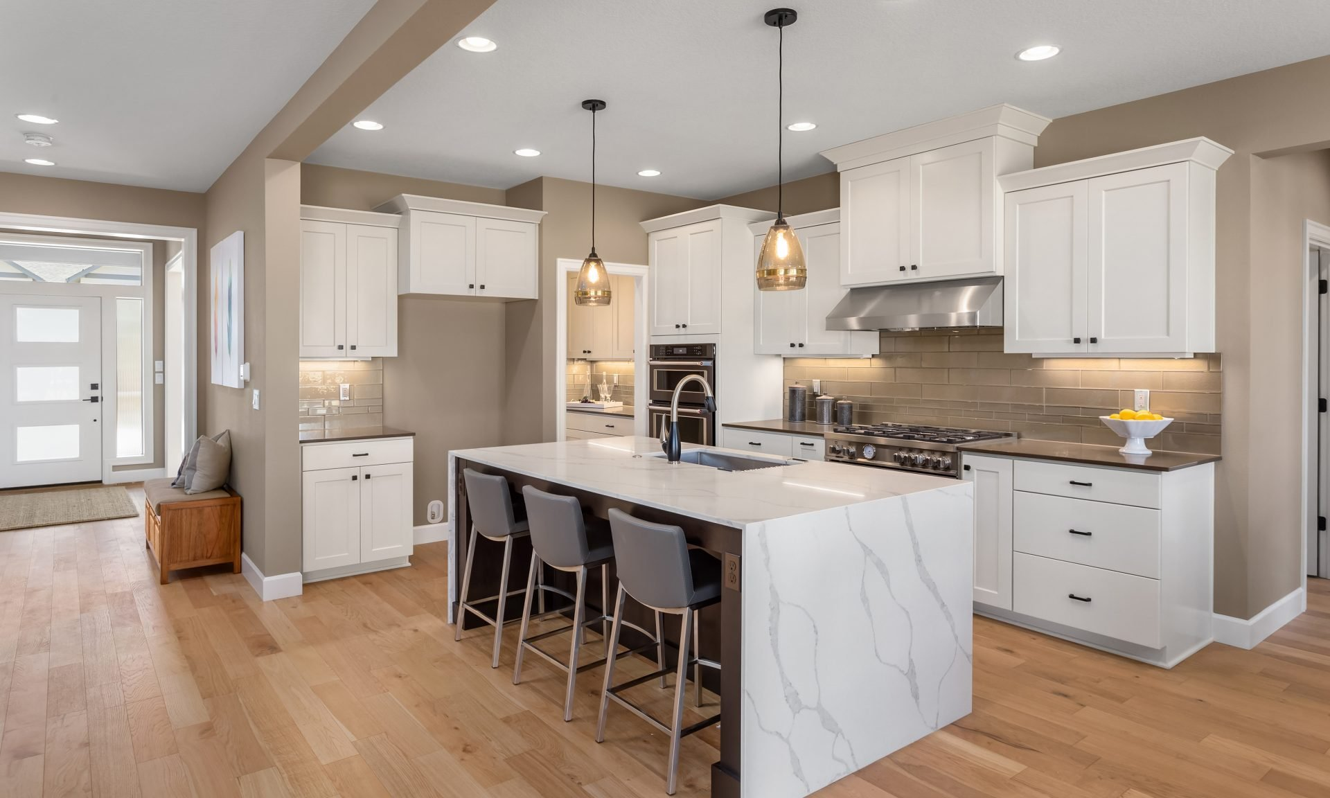 10 Countertop Materials to Make Your Kitchen Pop marble
