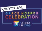 Virtual Grace Hopper Celebration splash image