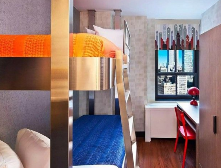 12 Hotels With Bunk Beds To Earn Redeem Points Nerdwallet