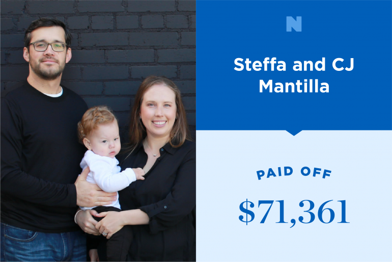 Steffa and CJ Mantilla