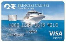 Barclaycard Princess Cruises Rewards Visa Card Credit Card