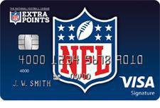 Barclaycard NFL Extra Points Credit Card