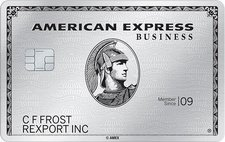 The Business Platinum® Card from American Express OPEN Credit Card