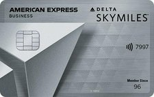 American Express Platinum Delta SkyMiles Business Credit Card