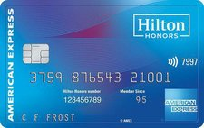 American Express Hilton HonorsTM Card from American Express Credit Card