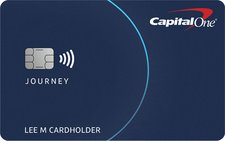 Capital One Journey Student Rewards Credit Card