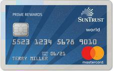 SunTrust Rewards Card Credit Card