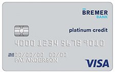 Bremer Bank Secured Visa® Credit Card