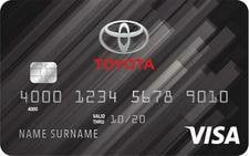 Toyota Financial Services Toyota Rewards Credit Card