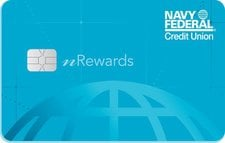 Navy Federal Credit Union Nrewards Secured Credit Card