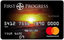 First Progress Platinum Select Credit Card