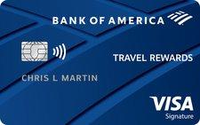 Bank of America Travel Rewards® Credit Card