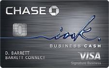 Chase Ink Business Cash Credit Card Credit Card