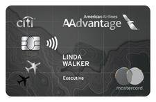Citibank Citi® / AAdvantage® Executive World Elite™ MasterCard® Credit Card