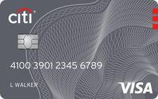 Citibank Costco-Anywhere Visa Card Credit Card