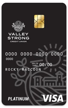 Valley Strong Credit Union Platinum Visa Review Nerdwallet