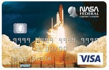 NASA Federal Credit Union Platinum Advantage Rewards Credit Card