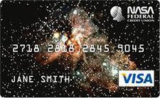 NASA Federal Credit Union Platinum With Cash Rewards Credit Card