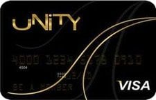 UNITY Visa® Secured Credit Card
