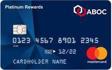 ABOC Platinum Rewards Mastercard® Credit Card