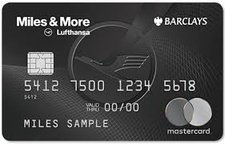 Barclaycard Miles & More® World Elite Mastercard®